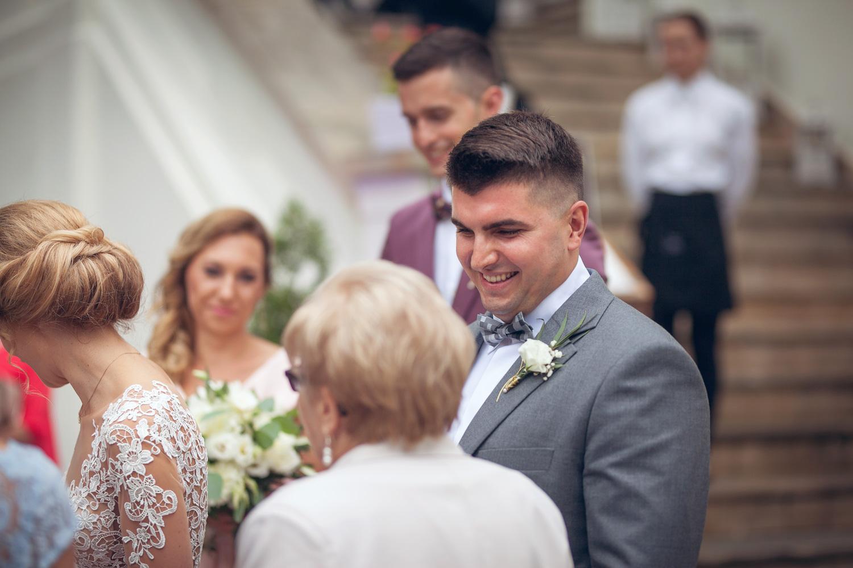 Fotoreportaż ze ślubu w Turku