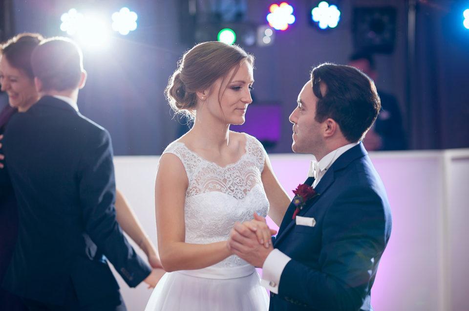 Fotoreportaż ze ślubu Beaty i Marcina | Wesele w Novel House