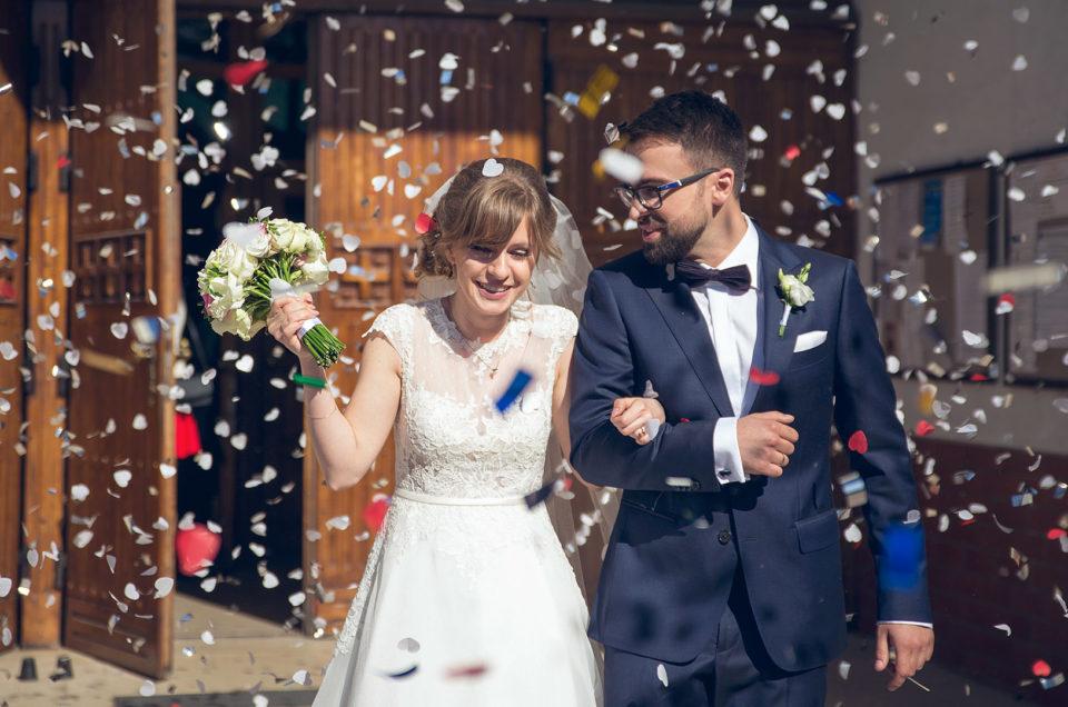 Natalia & Marcin | Ślub w Gorzowie Wielkopolskim | Wesele w Domu w Poziomkach