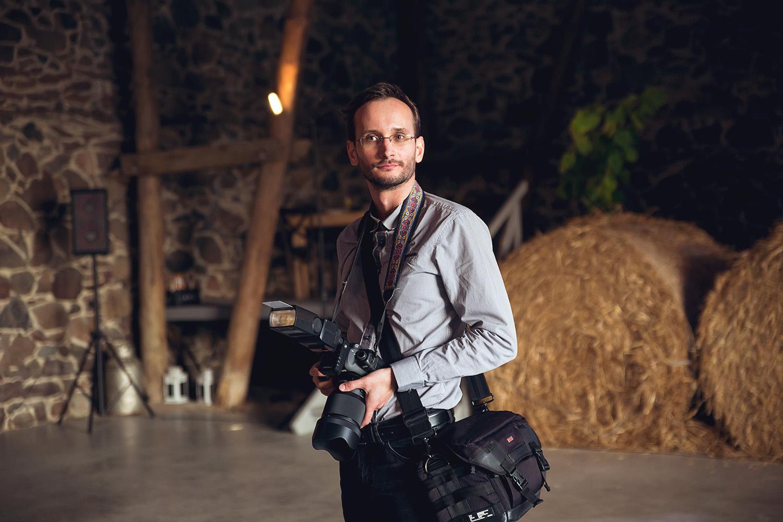 Fotograf ślubny Wąsowo