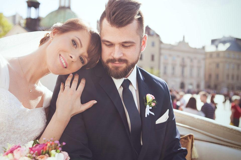 Kasia & Andrzej | Ślub na Rynku w Krakowie