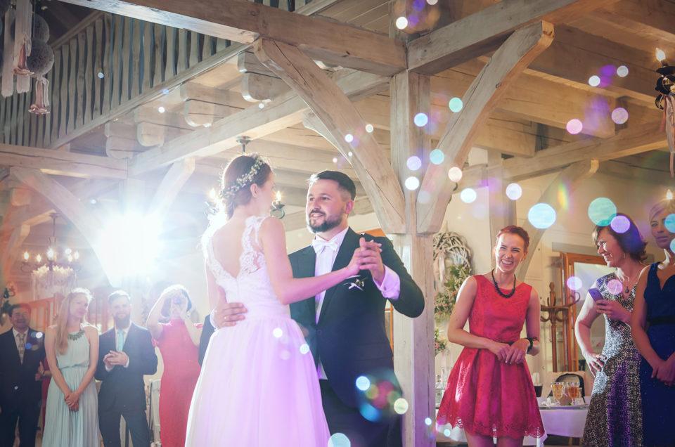 Marta & Tomek | Ślub i wesele w restauracji Greys