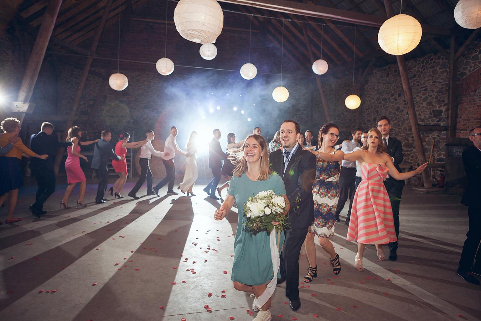 Ślub w Folwarku Wąsowo