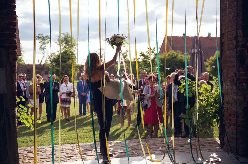 Ania & Przemek | Ślub i wesele w Folwarku Wąsowo