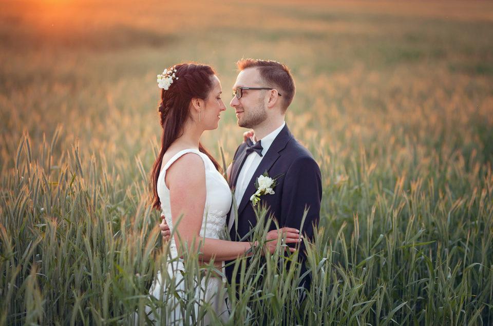 Fotoreportaż ze ślubu Agaty i Sebastiana | Wesele w Ceglarni