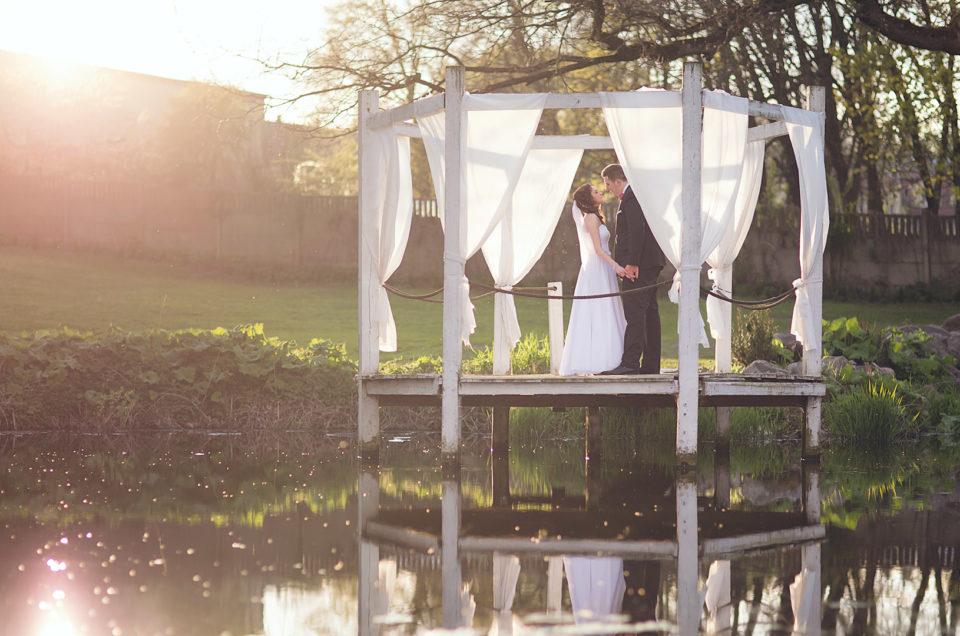 Zdjęcia ślubne Marty i Tomka | Dwór Wierzenica