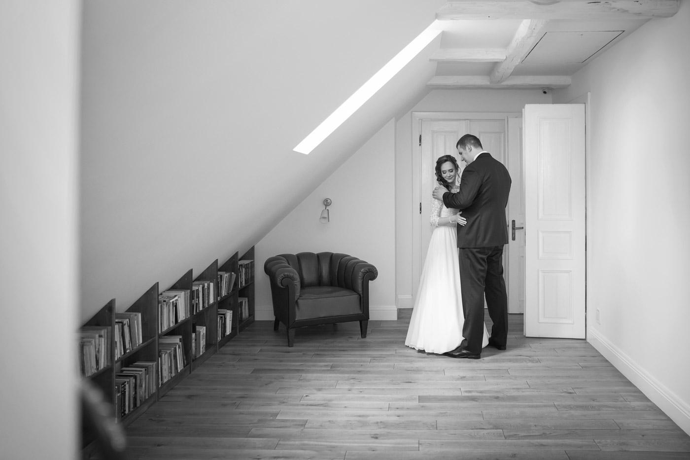 Fotoreportaż ślubny wesele w Dworze Wierzenica