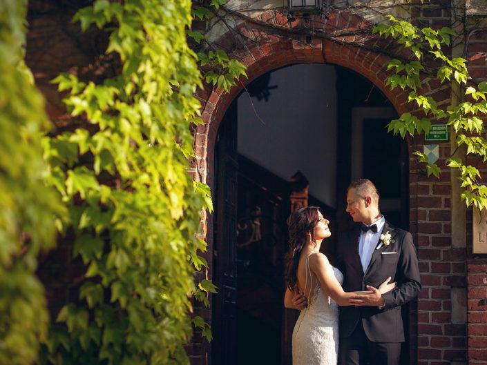 Sesja ślubna w Gołuchowie