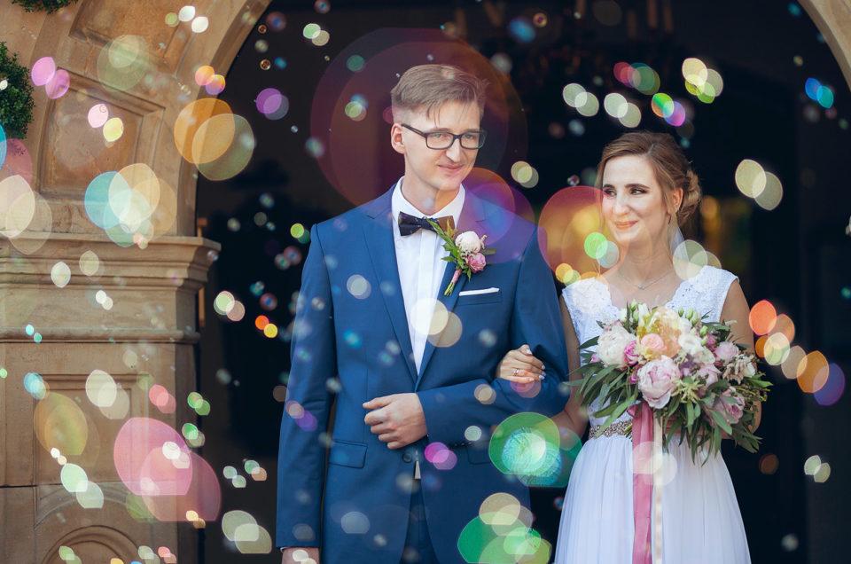 Adriana & Jakub |Wesele w Pałacyku pod Lipami | Fotograf ślubny Poznań